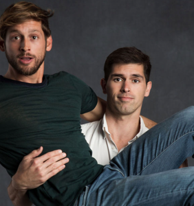 WATCH: Max Emerson and Andrés Camilo have turned their quarantine into a web series