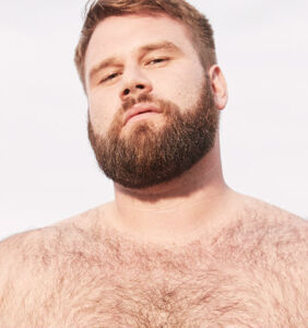 Meet the plus-size, beefy gay model fronting Abercrombie's new campaign
