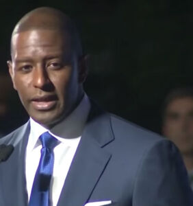 """Andrew Gillum says his wife """"knows what I am and knows what I am not"""""""