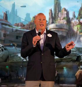 Disney CEO shuts down homophobe claiming gay characters have sunk company stock