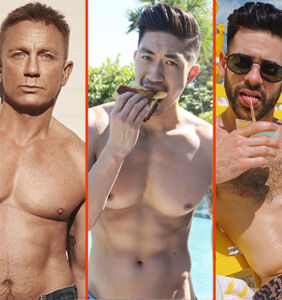 Jwan Yosef's thick thighs, Jake Bain's kitty, & Ronnie Woo's big bite
