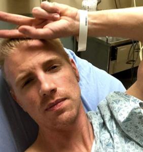 Actor Daniel Newman details horrific ER visit after checking in for suspected COVID-19
