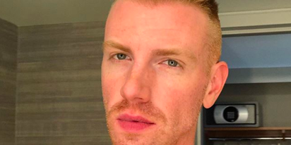 Daniel Newman speaks more openly than ever about his sexuality and the unique struggles bi men face