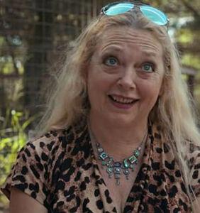 Kate McKinnon confirmed to play Carole Baskin in upcoming 'Joe Exotic' series