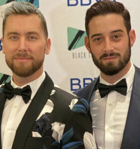Lance Bass says he and husband may adopt if tenth round of IVF fails