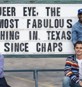 Queer Eye renewed for season six at Netflix