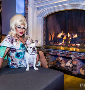 San Francisco drag queen Juanita MORE! responds to the pandemic