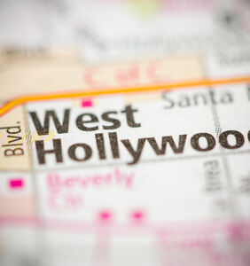 West Hollywood leads Los Angeles county in new coronavirus infections