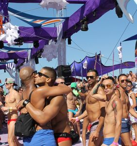 Winter Party attendee tested positive for coronavirus