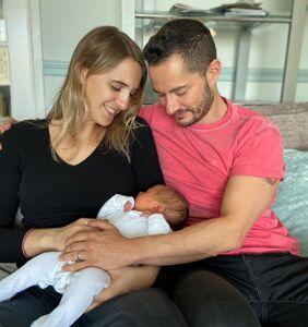 Trans activists Jake Graf & Hannah Winterbourne welcome first child together