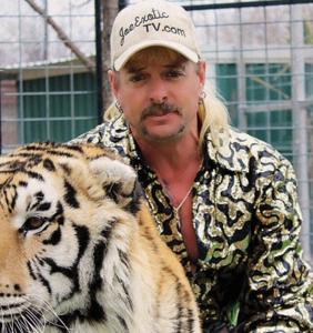 'Tiger King' Joe Exotic in coronavirus quarantine