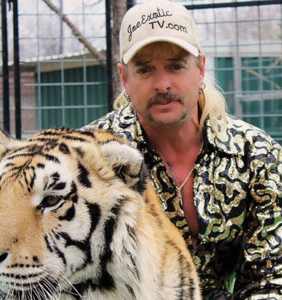 'Tiger King' Joe Exotic in coronavirus quarantine