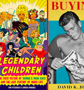 12 fascinating works of LGBTQ nonfiction to help pass the time
