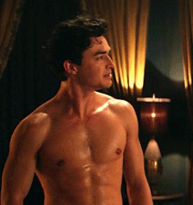 WATCH: Guys are thirsting vociferously for 'Sabrina' star Gavin Leatherwood