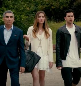 WATCH: 'Schitt's Creek' recut as horror film and we're shook
