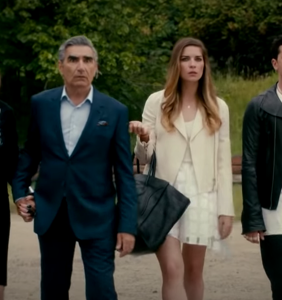 WATCH: 'Schitt's Creek' recut as horror film and we're shook