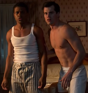 "Oh look, there's a ""shocking"" amount of nudity on Ryan Murphy's new show"