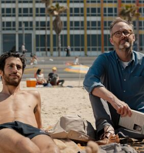"""Filmmaker Eytan Fox takes on the gay age gap in 'Sublet': """"Gay was not an option"""""""