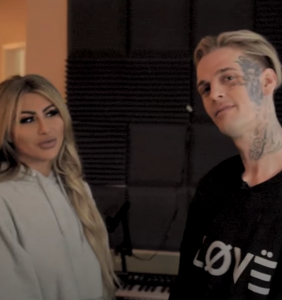 OnlyFans star Aaron Carter announces he and girlfriend are reproducing