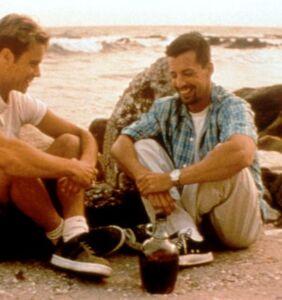 Daily Dose: Sean Hayes' 'Hollywood Screen Kiss'