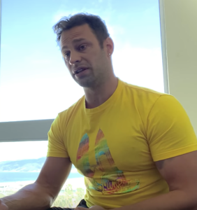OnlyFans star Bryan Hawn is hawking a bogus coronavirus cure on his YouTube page