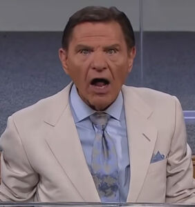 """Anti-gay televangelist blows """"wind of God"""" to defeat COVID-19"""