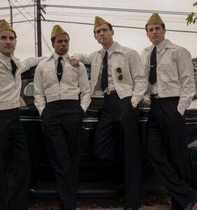 WATCH: Fresh-faced Rock Hudson arrives in Ryan Murphy's 'Hollywood'