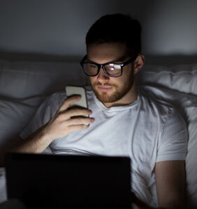 If you're cyberstalking your ex, you may be a masochist