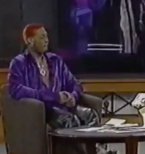 This long-lost video of Oprah interrogating Dennis Rodman about his sexuality is super uncomfortable