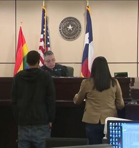 Texas judge claims state wants to ban Pride Flag