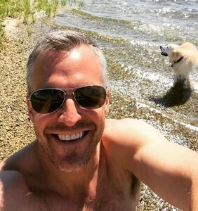 Joe Biden's new deputy campaign manager is a hunky gay silver fox