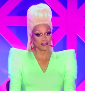 PHOTOS: RuPaul's fracking fashions go viral on Gay Twitter