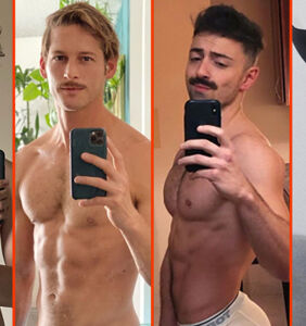 Wilson Cruz's thick thighs, Latih Ashley's new gig, & Marc Jacobs' homemade briefs