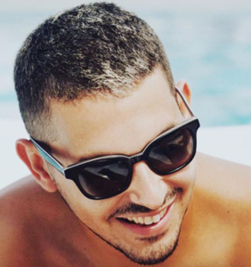 Pro volleyball player Dennis Del Valle comes out as gay… Now can we talk about his Instagram page?