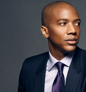Actor J. August Richards who came out to live his truth and combat oppression