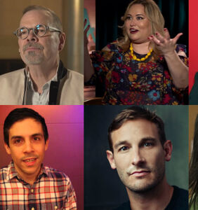 Meet the entertainment creators fighting the good fight this year