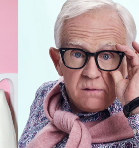 Ryan Murphy and Leslie Jordan is the power couple we all need right now