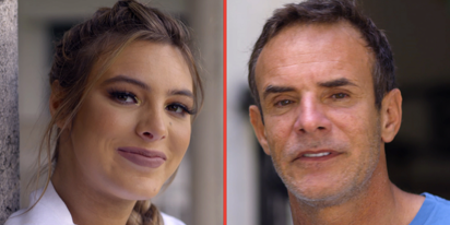 Influencer reveals that she learned her dad was gay when she walked in on him with another guy