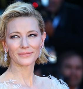 "WATCH: Cate Blanchett declares ""I am a lesbian!"""