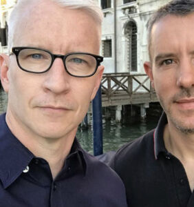 Anderson Cooper reportedly back with his ex, Benjamin Maisani