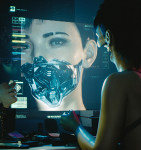 New cyberpunk video game lets you fully customize your gender and sexuality