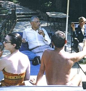 The true story of Hollywood director George Cukor's classy gay sex parties