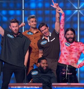 WATCH: The 'Queer Eye' 'Family Feud' mashup we never knew we wanted