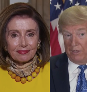 """After calling him """"morbidly obese"""" on TV, Nancy Pelosi throws even more fuel on Trump dumpster fire"""