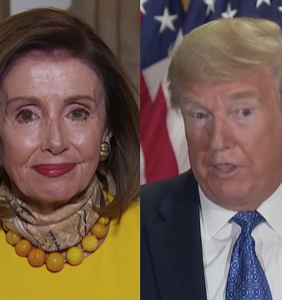 "After calling him ""morbidly obese"" on TV, Nancy Pelosi throws even more fuel on Trump dumpster fire"