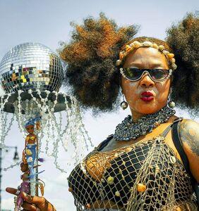 Magical marine memories of the Mermaid Parade in NYC