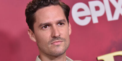Actor Ben Aldridge celebrates pride… by coming out!