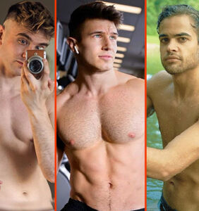 Ricky Martin's Pride dance, Jack Laugher's lockdown hair, & Andy Cohen's sword fight