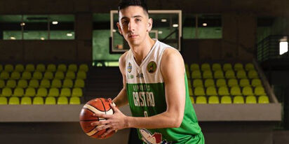 Pro basketball player Daniel Arcos comes out as gay