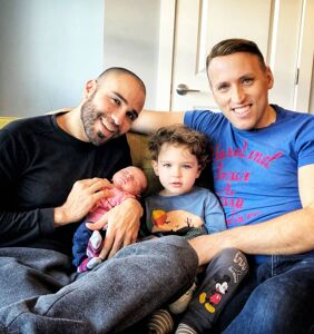Gay dads triumph over Trump administration in groundbreaking case
